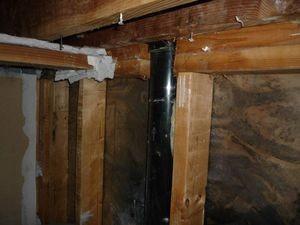 911 Restoration Crawlspace Cleanup