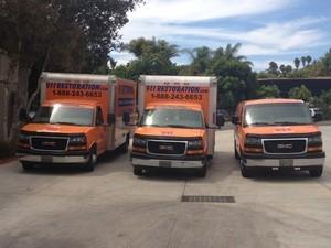 911 Restoration Birmingham Restoration Trucks