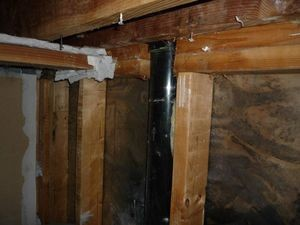 911 Restoration Crawlspace Cleanup