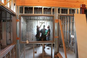 Home reconstruction insurance claims